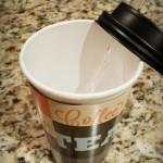 Cup o' breakfast