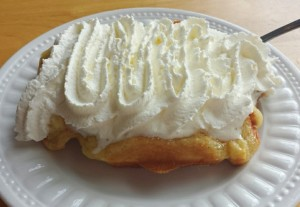 Leggo my Liege waffle